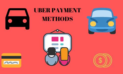 UBER PAYMENT METHODS