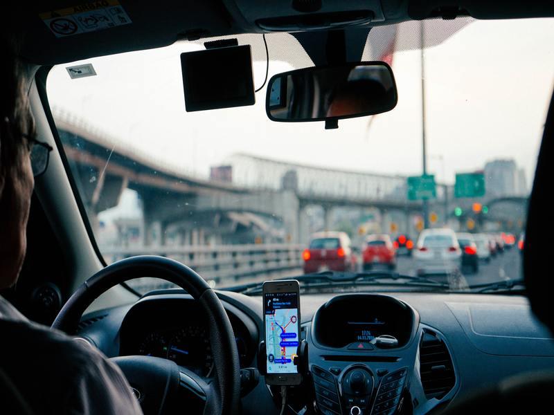 Uber Driver, Lyft Chicago