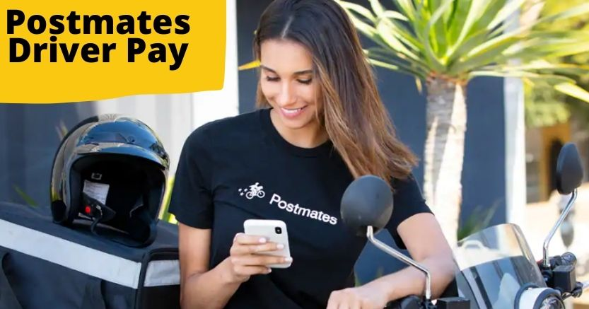 Postmates Driver Pay(1)