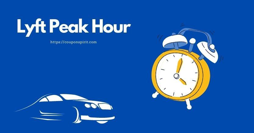 Lyft Peak Hour