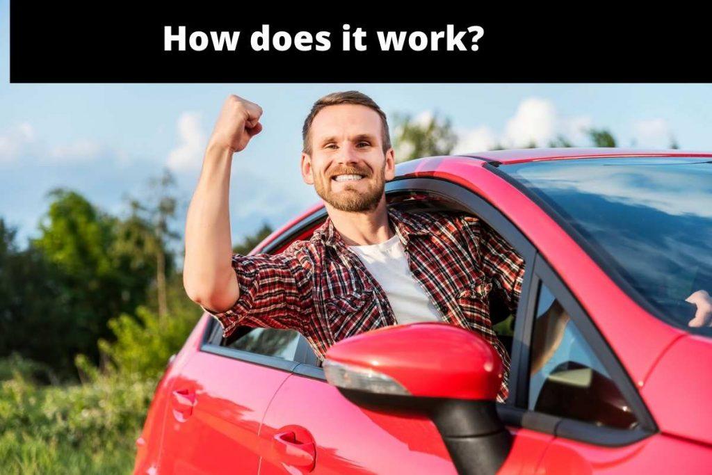 Uber car rental review