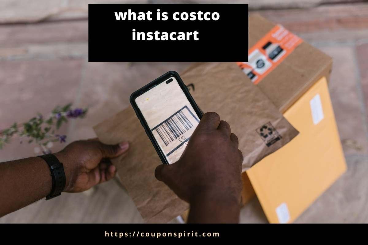 What is Costco Instacart