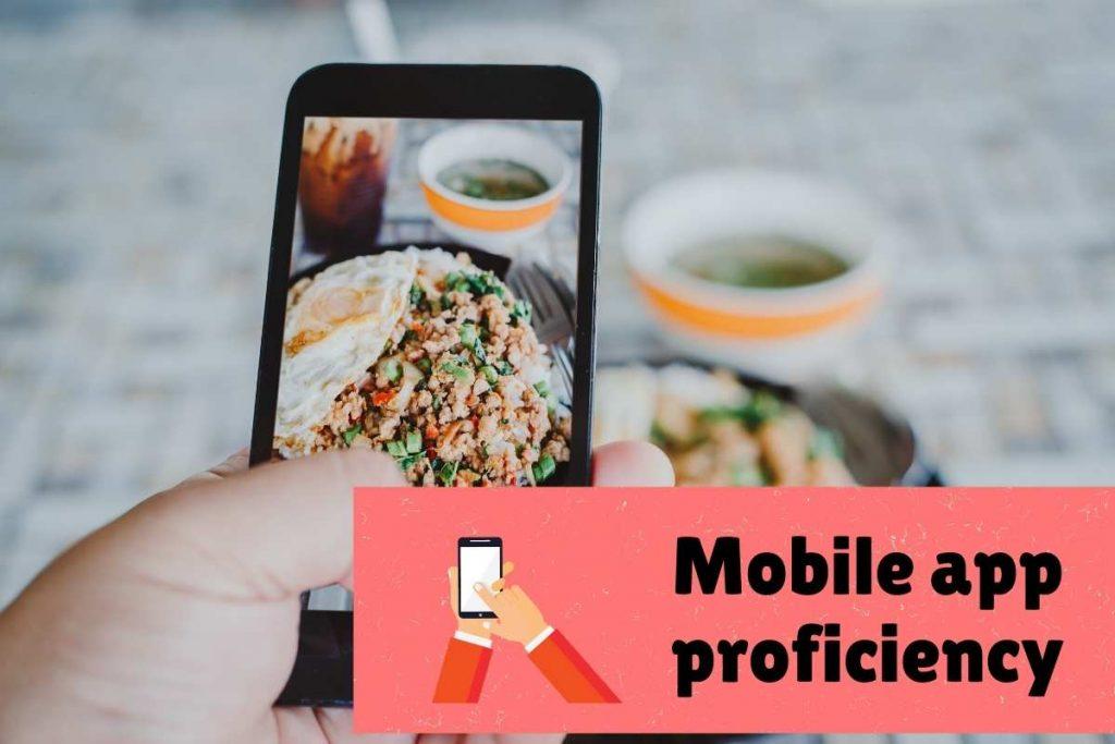 grubhub vs seamless Mobile App