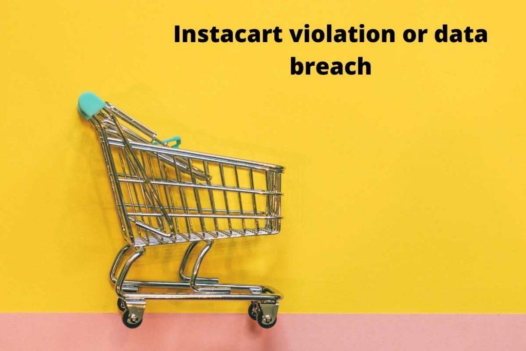 Instacart Scam
