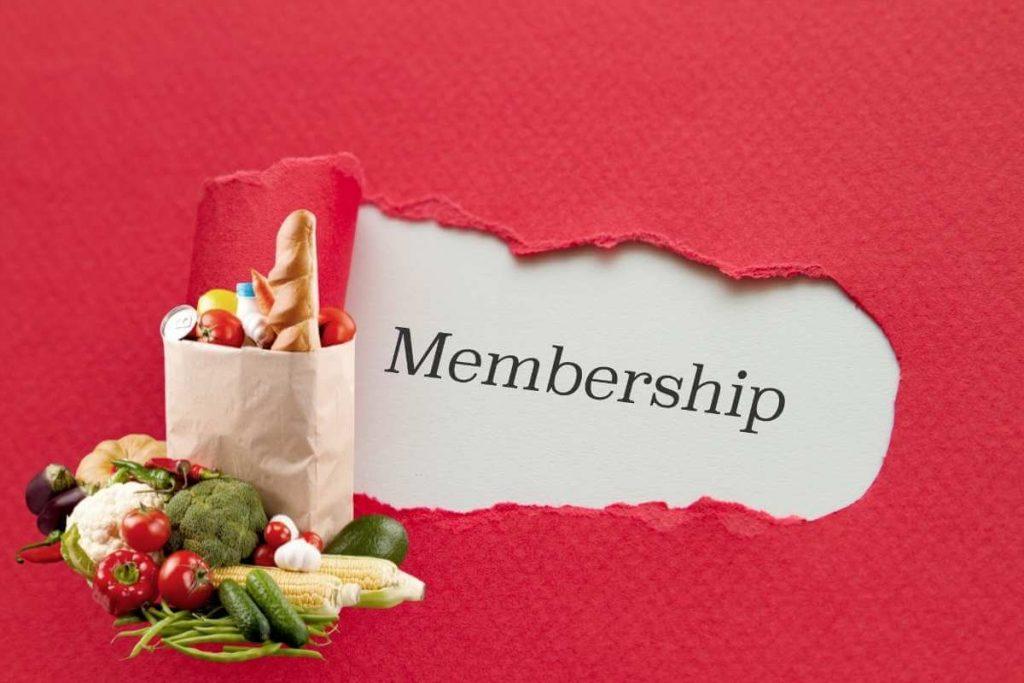 Instacart vs shipt in terms of membership
