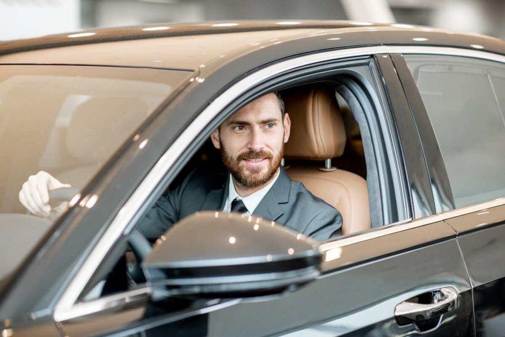 Uber black driver age
