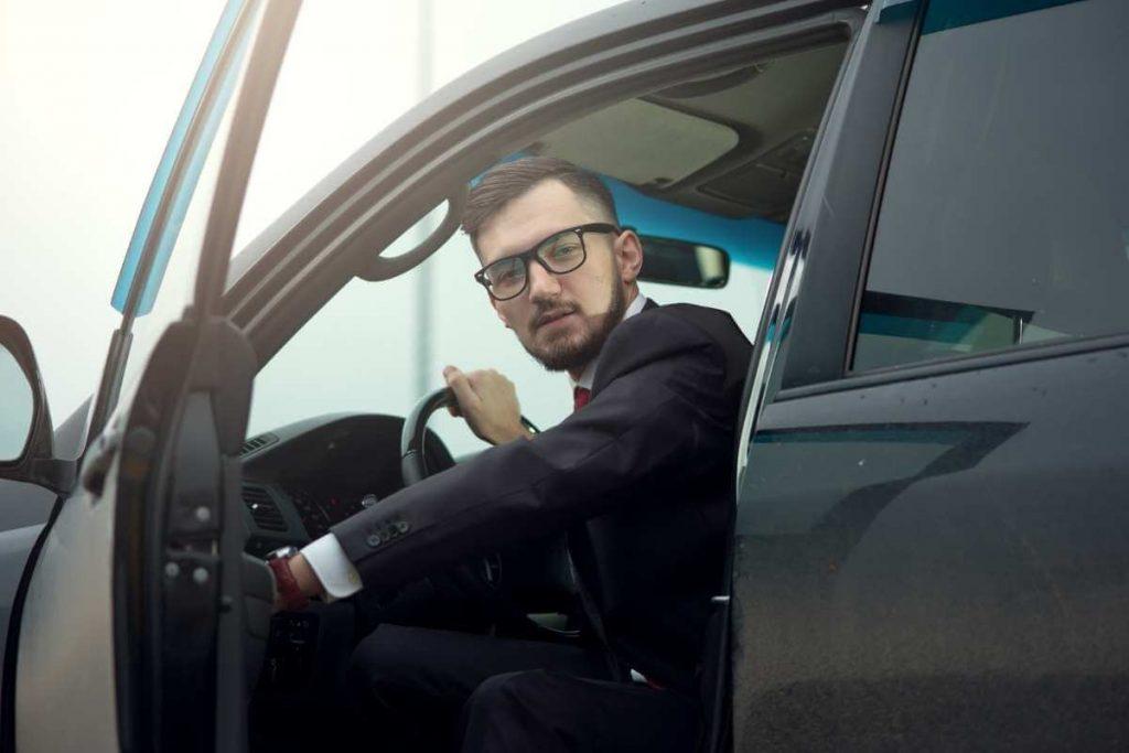 Uber black driver rating